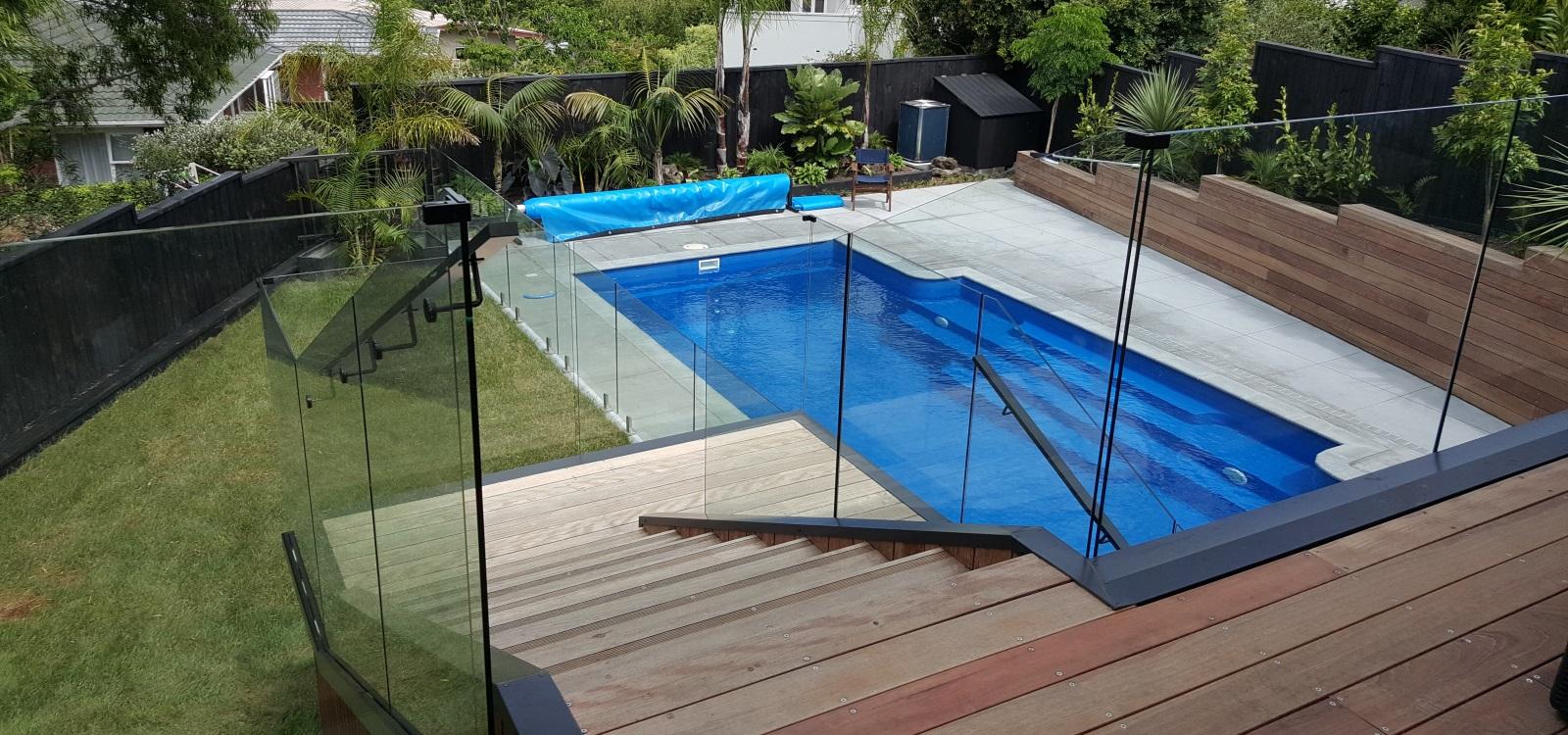 Frameless Glass Balustrades Pool Fencing Showers Doors